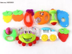 Excellent Quality Baby Rattle Toys for Kids pictures & photos