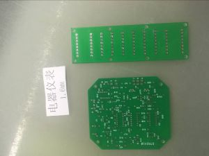 Double Sided PCB Printed Circuit Board for Electric Instruments PCBA Manufacturer pictures & photos