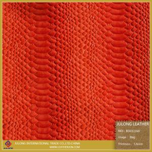 Best Sell High-Grade Synthetic Leather for Shoes, Bags (BD011160) pictures & photos