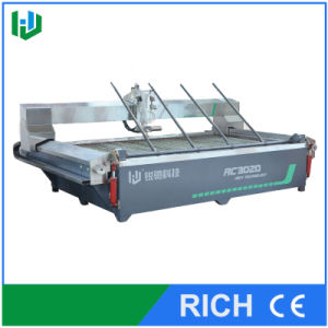 Factory Price High Precision Stone Waterjet Cutter pictures & photos