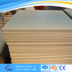 # 572. A Grade PVC Film Embossed Laminated Gypsum Ceiling Tile /PVC Gypsum Ceiling pictures & photos