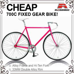 700c Hi-Ten Many Color Track Bicycle (ADS-7075S) pictures & photos