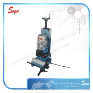 Xq1268 High Speed Heel Locator Machine pictures & photos