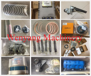 Sem Lonking XCMG Front End Loader Spare Parts Engine Oil Filter pictures & photos
