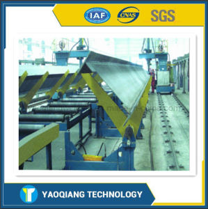 Hydraulic Overturning Rack for Heavy Duty H-Beam Production Line pictures & photos