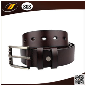 Fashion New Styles Wholesale Real Leather Belt (HJ2140)