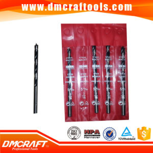 Three Points C45 Carbon Steel Drill Bit for Wood pictures & photos