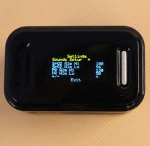 Ce Certified Handheld Finertip Pulse Oximeter Monitor pictures & photos