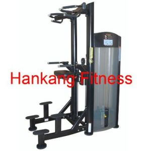 Fitness, Gym Equipment, Body-Building Equipment- Assist DIP Chin (PT-910) pictures & photos