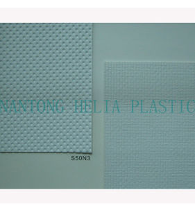 Nantong Factory PU Leather for Shoes pictures & photos