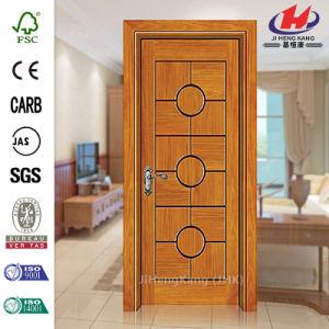 Best Design Italy Depth Size PVC Door pictures & photos