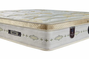 Best Selling Bonnell Spring Compressed Memory Foam Mattress for Bedroom pictures & photos