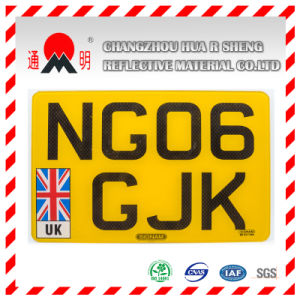 License Plate Grade Reflective Sheeting (TM8200) pictures & photos