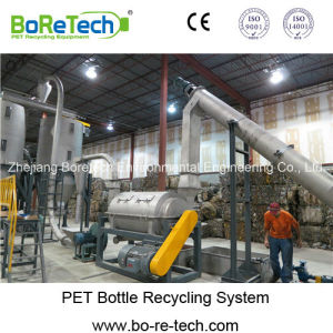 Fiber Grade Pet Bottle Recycling System (TL1500) pictures & photos