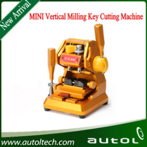 Mini Vertical Milling Key Cutting Machine with Cheaper Price pictures & photos