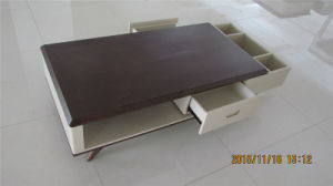 Fashion Home Furniture Wood Coffee Table pictures & photos