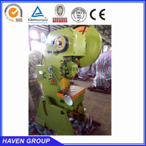 J23 series open type press machine for metal sheet pictures & photos