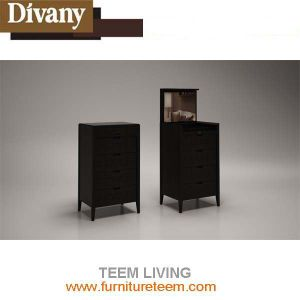 Chinese Style Wood Veneer Cabinet pictures & photos