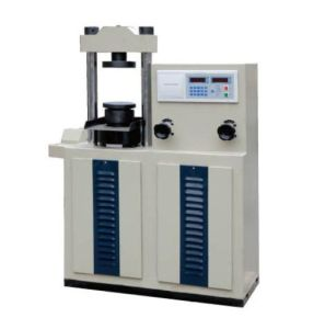 YES-300/600 Digital Hydraulic Compression Testing Machine pictures & photos