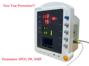 2.8 Inch 3-Parameter Patient Monitor (RPM-6000A) -Fanny pictures & photos