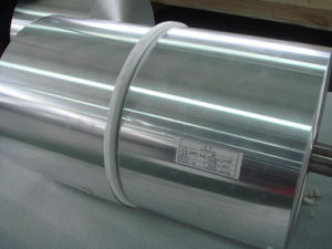 Alloy 8011 60 Microns FDA Certified Aluminum Foil Roll pictures & photos