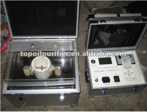 ISO&Ce Top Bdv Transformer Oil Detection Lab Equipment pictures & photos