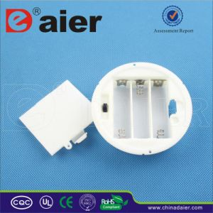 White Cover 3 Postions AA Battery Holder pictures & photos