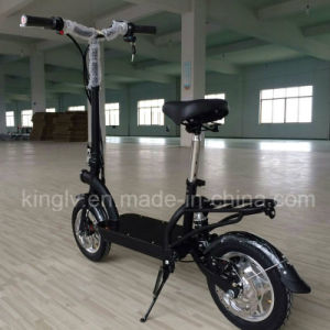 Big Wheel Foldable E Scooter (ES-1202) pictures & photos