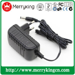 12V1a AC/DC Adapter 12W Switching Power Supply pictures & photos