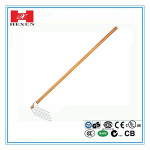 Farming Agricultural and Garden Leaf Rake pictures & photos