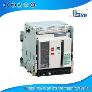 Acb/MW1/Dw45 Series Air Circuit Breaker with 3200A, 6300A, 3p, 4p pictures & photos