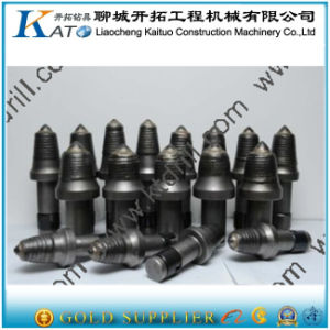 Conical Trenching Tools Rotary Trench Cutter Bit C34r C35r pictures & photos