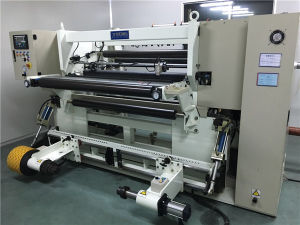 Used of Plastic Paper Automatic High Speed Slitting Machine pictures & photos