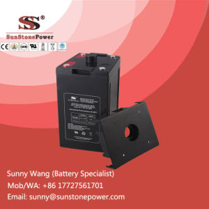 2V 400ah Sealed Lead Acid AGM Type Solar Power Storage Battery pictures & photos
