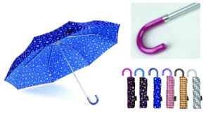 Colorful Design Straight Automatic Umbrella (YS-SA23083925R) pictures & photos