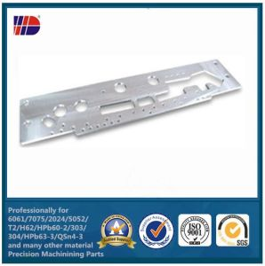 CNC Metal Machining Services for 6061-T6 Aluminum Parts pictures & photos