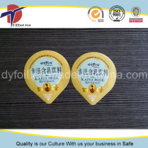 High Quality & PP Cup Aluminium Foil Lid with Heat Seal pictures & photos