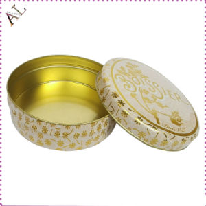Donguan Made Round Food Candy Tin pictures & photos