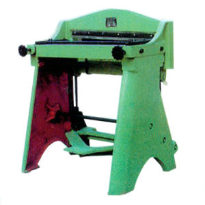 Cut Plate Machine with High Quality pictures & photos
