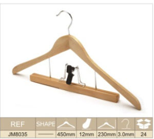 Suit and Pants Hanger Jm8035