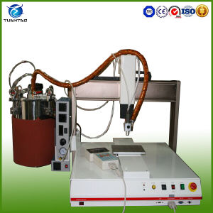 Desktop Mixing Resin Glue Dispensing Robot pictures & photos