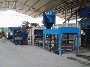 Automatic Hydraulic Cement Concrete Brick Making Machine pictures & photos