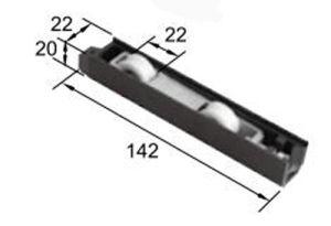 Best Expedient Roller R8210 for Aluminum Door & Window pictures & photos