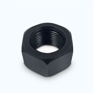 DIN934 Stainless Steel Hexagon Nut with Black pictures & photos