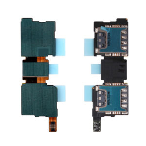 SIM Card Holder Flex Cable for Samsng S5 I9600 pictures & photos