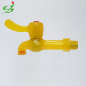 PVC Faucet Plastic Water Tap for Water Supply pictures & photos