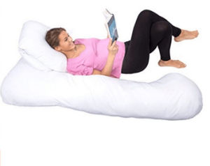 U Shaped Body Support Pregnancy Nursing Pillow pictures & photos