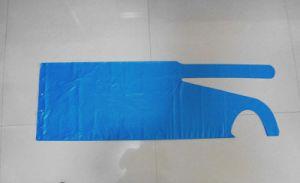 Cheap Disposable Medical Transparent PE/HDPE/LDPE Apron pictures & photos