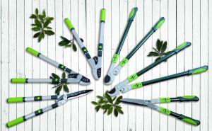 "Garden Trimmer Garden Scissors 22"" Steel Hedge Shears with Wavy Blade pictures & photos"