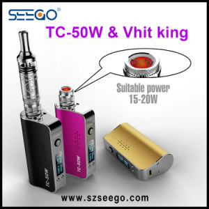 Bontique Packaging 2017 New Seego Tc-50W Adjustable Controllable Battery pictures & photos